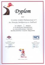 Dyplom SP