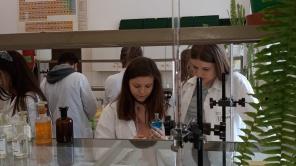 Czytaj więcej o: Zajęcia laboratoryjne w Instytucie Chemii UPH