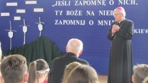 Czytaj więcej o: Wizyta Księdza Biskupa
