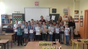 Czytaj więcej o: III Międzyszkolny Turniej Szachowy