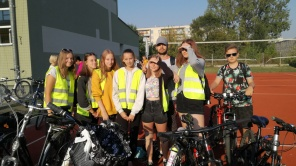 Czytaj więcej o: VII Rajd rowerowy turystyczno – integracyjny