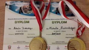 Czytaj więcej o: Otwarte Mistrzostwa Siedlec w pływaniu im. Marii Żyburowej
