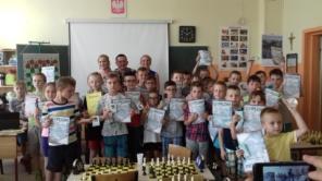 Czytaj więcej o: IV Międzyszkolny Turniej Szachowy