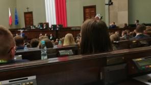 Czytaj więcej o: XXV sesja Sejmu Dzieci i Młodzieży