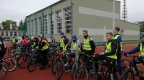 Czytaj więcej o: VIII Rajd rowerowy turystyczno – integracyjny promujący Europejski Tydzień Zrównoważonego Transportu