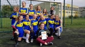 Czytaj więcej o: Finał rozgrywek w 6 – piłkarskich dziewcząt kat. Młodzież