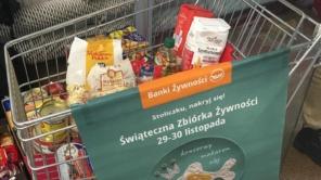 Czytaj więcej o: Zbiórka Żywności dla Banku Żywności