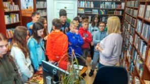 Czytaj więcej o: Wycieczka do Miejskiej Biblioteki