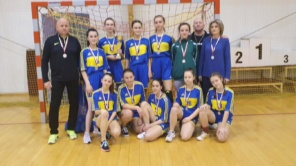 Czytaj więcej o: Srebrny medal na Regionalnych Igrzyskach Młodzieży Szkolnej