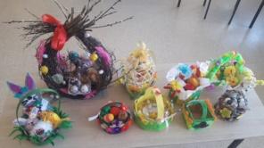 """Czytaj więcej o: Wyniki IV Międzyszkolnego Konkursu Plastycznego """"Wielkanoc w oczach dziecka"""""""